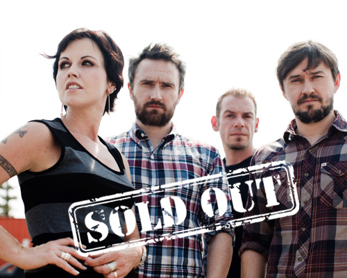 The-Cranberries-500x400-SOLDOUT